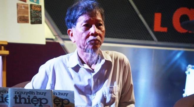 Nguyen Huy Thiep: 'Loi che khien toi bot kieu ngao' hinh anh