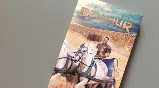 """Thien hung ca """"Ben-Hur' phat hanh ban tieng Viet hinh anh"""