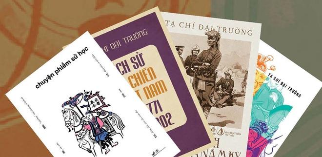 Ta Chi dai Truong,  Hoc su anh 1