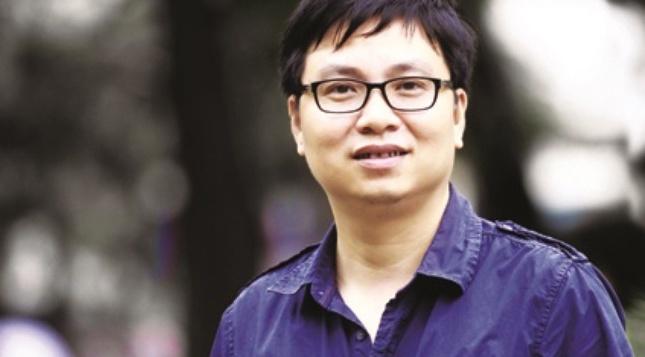 Nguyen Dinh Tu 'nuoi' doc gia bang cach viet cho thieu nhi hinh anh