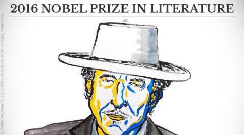 Nobel cho Bob Dylan: Tranh luan tu quoc te toi Viet Nam hinh anh