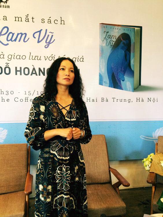 Do Hoang Dieu: 'Van chuong ma cu hon hon thi kinh lam' hinh