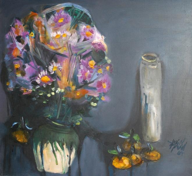 Ngam 'thac hoa' trong sach cua Do Phan hinh anh 8