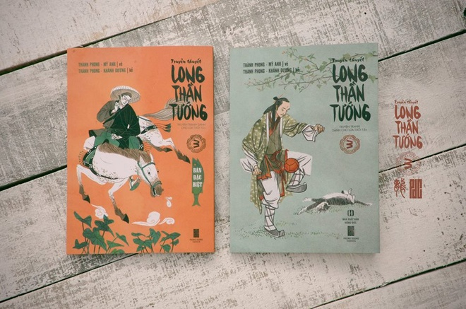 Long than tuong,  Phong Duong Comics anh 3