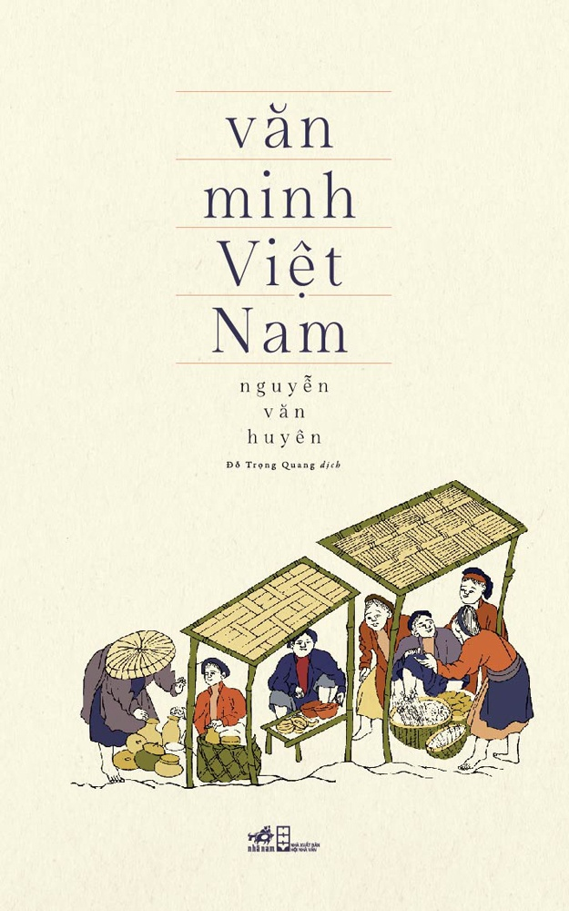 Nguyen Van Huyen,  Van minh Viet Nam anh 1