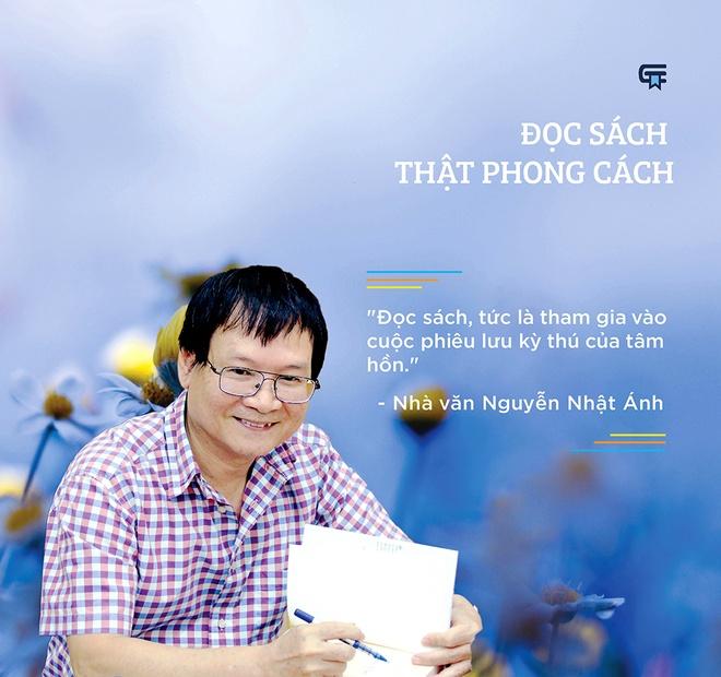 Doc sach that phong cach,  Chan dai doc sach anh 5