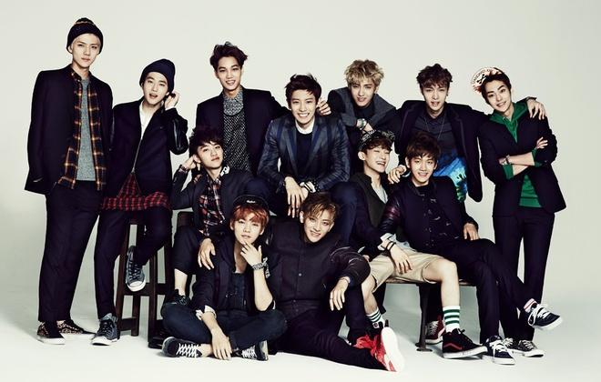 Nhung than tuong Kpop bi fan doi xu bat cong hinh anh 5 Đẹp trai, xuất thân từ công ty lớn như EXO cũng có thể bị ghét. Ảnh: audreymagazine