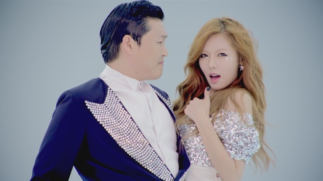 Nhung than tuong Kpop bi fan doi xu bat cong hinh anh 2 HyunA thành mỹ nhân Kpop được cả thế giới biết đến nhờ Gangnam Style. Ảnh: mp3