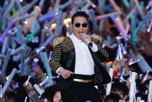 Psy co the bieu dien o World Cup 2014 hinh anh