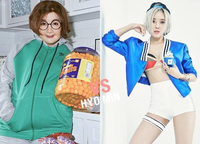 Hyomin (T-ara) giam can sieu toc trong teaser 15+ hinh anh 1