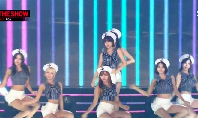 Genie Tell Me Your Wish (cover) - AOA hinh anh