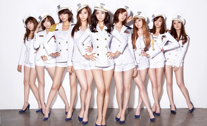Genie Tell Me Your Wish (live) - SNSD hinh anh