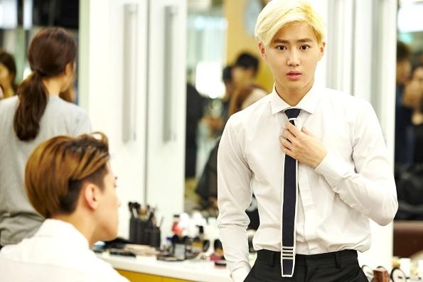 EXO banh bao ra mat show moi hinh anh