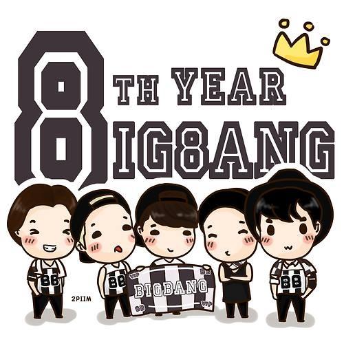 Big Bang va 8 nam su nghiep khong chi co hoa hong hinh anh 6 Dù là