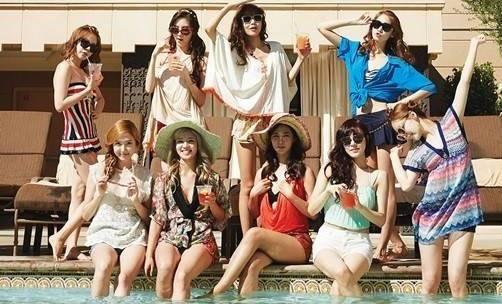 SNSD, Psy vao top 10 ngoi sao quyen luc cua Kbiz 2014 hinh anh