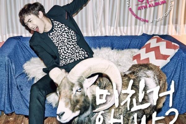 2PM tung teaser hai nhu phim 'Hangover' hinh anh