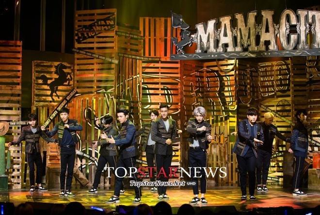 Soi lich nghi Tet Trung thu cua sao Han hinh anh 4 Riêng Super Junior có lẽ vẫn bận rộn trong đợt Chuseok. Nhóm sẽ phải luyện tập cho concert mở màn tour diễn thế giới Super Show 6, diễn ra ở Seoul từ 19/9.