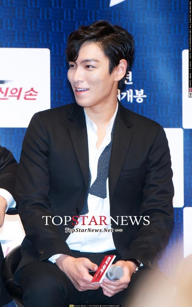 Soi lich nghi Tet Trung thu cua sao Han hinh anh 5 Hầu hết nghệ sĩ công ty YG đều có hoạt động riêng trong đợt Chuseok. T.O.P (Big Bang) sẽ tiếp tục tham gia tuyên truyền