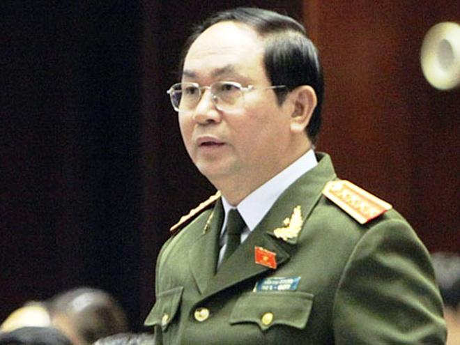Bo truong Tran Dai Quang chi dao dieu tra vu Minh 'Sam' hinh anh 1 Bộ trưởng Trần Đại Quang chỉ đạo khẩn trương điều tra mở rộng vụ án Nguyễn Ngọc Minh (Minh