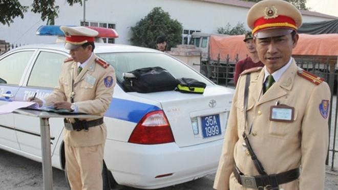 Thanh tra Bo Cong an se bi mat ghi hinh canh sat giao thong hinh anh 2 Thứ trưởng Bộ Công an nói, CSGT cần tiếp tục thay đổi hình ảnh.