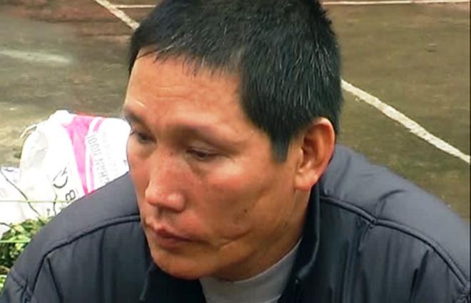 Ngang nhien mua ban cay anh tuc hinh anh 1 Nguyễn Văn Phong và tang vật thu giữ.