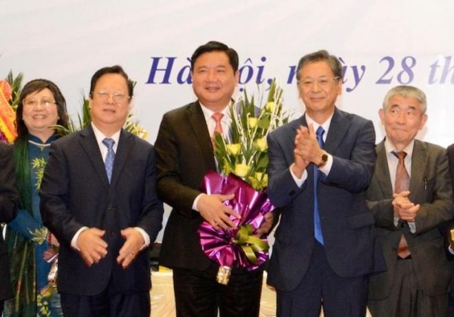 Bo truong Dinh La Thang lam Chu tich Hoi Huu nghi Viet–Nhat hinh anh