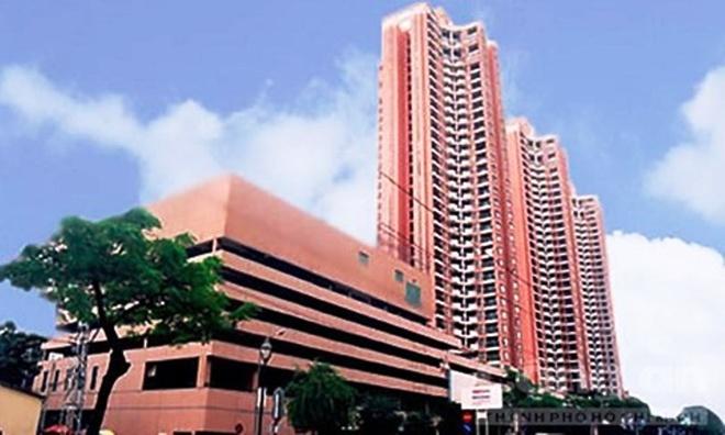 Thuan Kieu Plaza: Nhung cau chuyen nhuom mau di doan hinh anh