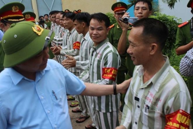 Trai giam Xuyen Moc co 258 pham nhan duoc dac xa hinh anh