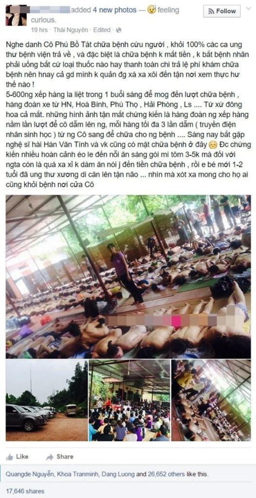 Su that chuyen nghe si Han Van Tinh tim 'co Phu' chua benh hinh anh 2