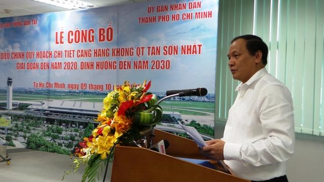 Mo rong san bay Tan Son Nhat them 8 ha hinh anh 1