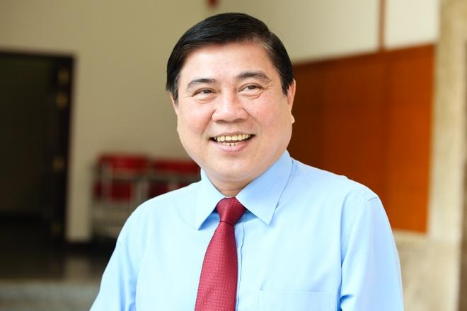 Ong Nguyen Thanh Phong duoc gioi thieu lam Chu tich TP HCM hinh anh