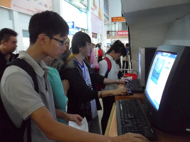 Ngay dau ban ve online, trang web cua Phuong Trang sap mang hinh anh