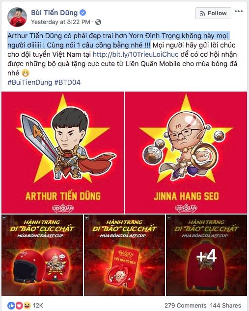 Cong Phuong, Duy Manh goi y nguoi ham mo trang phuc 'di bao' hinh anh 2