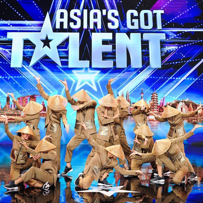 Hanoi X-Girls va LifeDance day hy vong di tiep tai Asia's Got Talent hinh anh 1