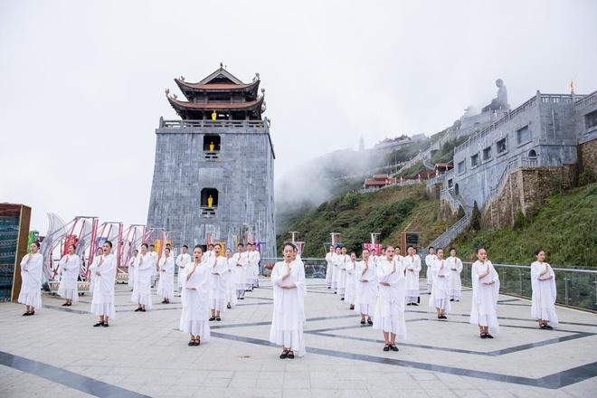 Video - Lễ cầu an mùa Vu Lan trên đỉnh Fansipan
