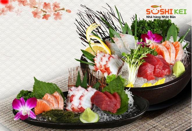 Sushi dang cap cua dau bep Nhat 30 nam kinh nghiem hinh anh 5