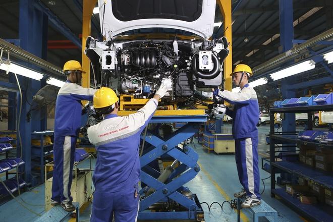 Hyundai Thanh Cong xuat xuong chiec Elantra thu 5.000 hinh anh 2