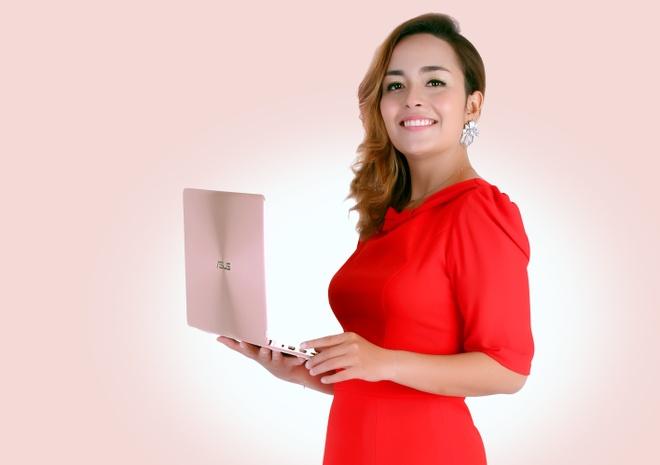 ZenBook UX140 - laptop cho phu nu hien dai hinh anh 2