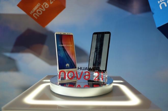Huawei muon dung thu 2 tai thi truong Viet Nam anh 3