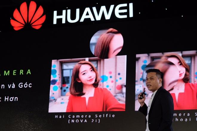 Huawei muon dung thu 2 tai thi truong Viet Nam anh 2