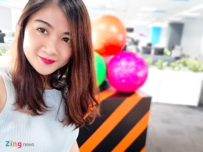 Huawei nova 2i: Chup anh xoa phong tot nhat trong tam gia hinh anh