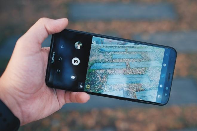 Danh gia Huawei nova 2i: Tien nghi gia tot hinh anh 3