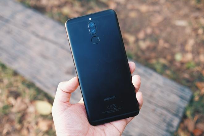 Danh gia Huawei nova 2i: Tien nghi gia tot hinh anh 4
