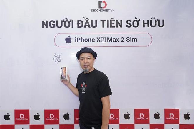 Cach nhac si Huy Tuan tiet kiem 18 trieu dong khi mua iPhone XS Max hinh anh 2