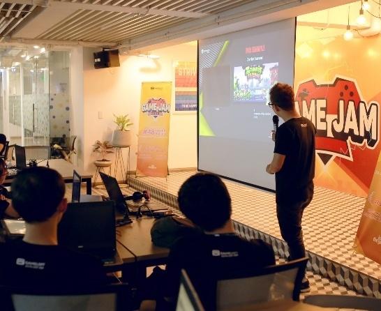 Cuoc thi Gameloft Game Jam 2018 chinh thuc khai mac hinh anh 2