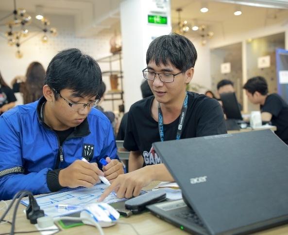 Cuoc thi Gameloft Game Jam 2018 chinh thuc khai mac hinh anh 3