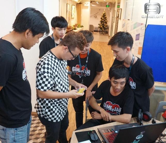 Cuoc thi Gameloft Game Jam 2018 chinh thuc khai mac hinh anh 4