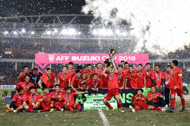 Cách HLV Park Hang-seo đưa đội tuyển Việt Nam trở thành nhà vô địch