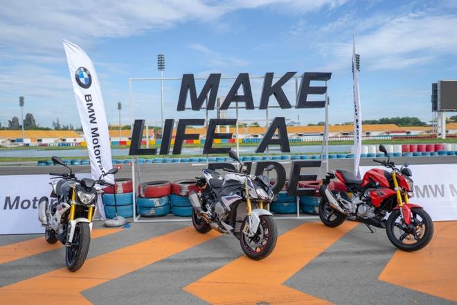 Trải nghiệm đường đua Đại Nam với BMW Motorrad Việt Nam