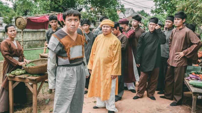 Tran Thanh: 'Song sao cho vua long cai phim Trang Quynh' hinh anh 1